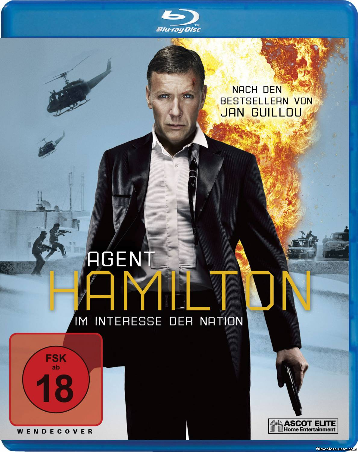 Poster Film Hamilton – I nationens intresse 2012