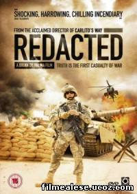 Poster Film Redacted (2007)