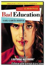 Poster Film Bad Education (2004)