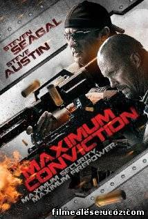 Poster Film Maximum Conviction (2012)