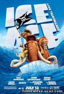 Poster Film Ice Age: Continental Drift