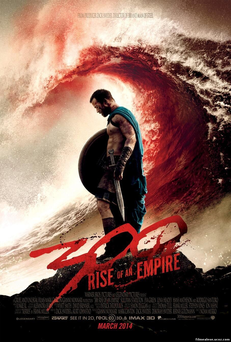 Poster Film 300: Rise of an Empire