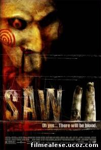 Poster Film Saw II