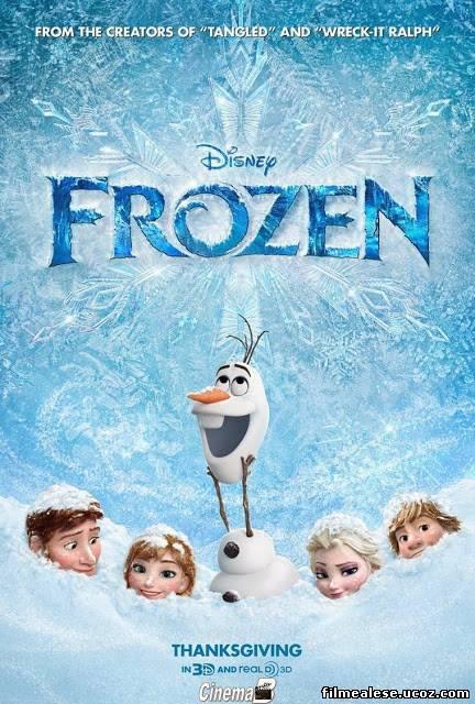 Poster Film Frozen - Regatul de gheata (2013)