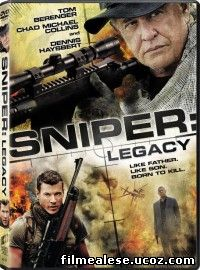 Poster Film Sniper: Legacy