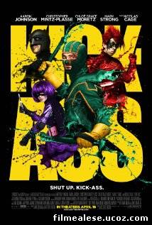 Poster Film Kick-Ass