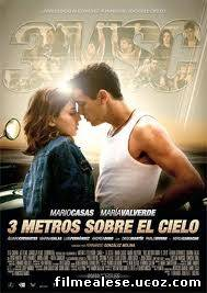 Poster Film Three meters above the sky