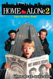 Poster Film Home Alone 2: Lost in New York (1992)